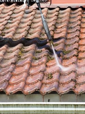 nettoyage de toiture Amboise