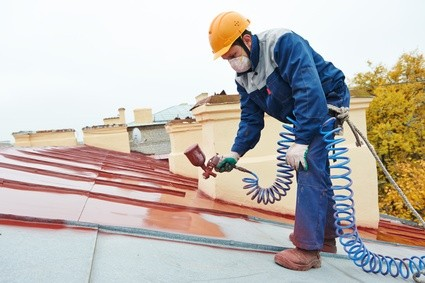 peinture de toiture Blere