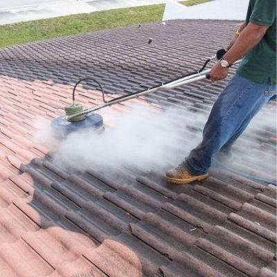 Nettoyage toiture à tours 37